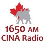 CINA 1650 AM – CINA