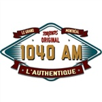 1040 AM, L'authentique – CJMS