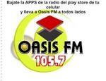 Oasis FM 105.7