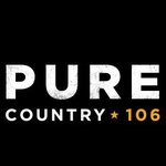Pure Country 106 – CICX-FM