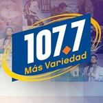 107.7 FM Más Variedad – KLJA