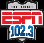 ESPN 102.3 The Ticket – WMTD-FM