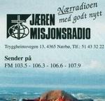 Jæren Misjonsradio