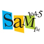 104.5 SAM FM – KKMX