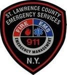 St. Lawrence County, NY Police, Fire, EMS