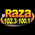 La Raza 102.3/101.1 – WLKQ-FM