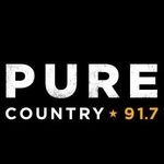 Pure Country 91.7 – CICS-FM