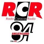 RCR 750 AM | Radio Caracas Radio En Vivo