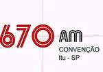 Rádio Convenção 670