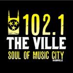 102.1 The Ville – W271AB