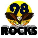 98Rocks – KTAL-FM