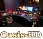 The Oasis-HD Radio Network