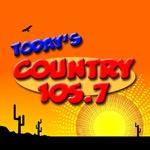 Today's Country 105.7 – KVVP