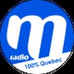 M Radio – 100% Quebec