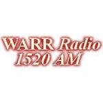 WARR 1520 AM – WARR
