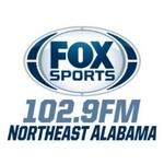 Fox Sports Gadsden 102.9 – WKXX