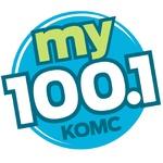 My 100.1 – KOMC-FM