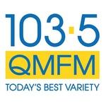 103.5 QMFM – CHQM-FM