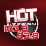 Hot 103.9/93.9 FM – WHXT