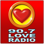 90.7 Love Radio Davao – DXBM