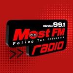 99,1 MOST FM Medan