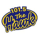 101.5 The Hawk – CIGO-FM
