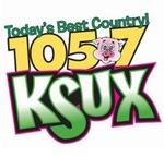KSUX 105.7 – KSUX
