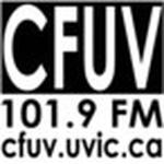 CFUV 101.9 FM – CFUV-FM