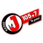 Radio la J 105.7 FM
