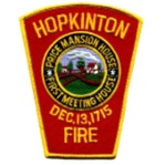 Hopkinton, MA Fire