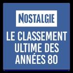 Nostalgie – Le Classement Ultime 80