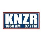 KNZR 1560 AM 97.7 FM – KNZR-FM