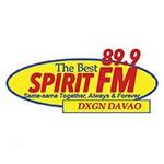 DXGN 89.9 Spirit FM Davao – DXGN