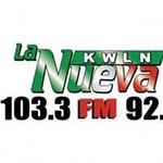 La Nueva 103.3 Y 92.1 FM – KWLN