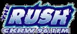 The Rush – CKRW-FM