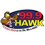 99.9 The Hawk – WODE-FM
