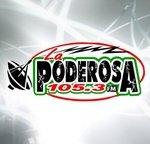 La Poderosa 105.3 FM – KZLZ