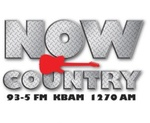 Now Country 93.5 – KBAM