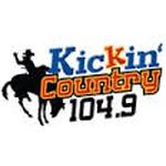 Kickin' Country 105 – KPWB-FM