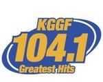 Oldies 104.1 – KGGF-FM