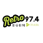 97.4FM The Dorm Retro