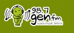 98.7 Gen FM Jakarta