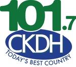 101.7 CKDH – CKDH-FM