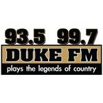 93.5 & 99.7 Duke FM – WGEE