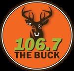 106.7 The Buck – WOKA-FM