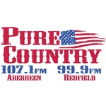 Pure Country 107.1 & 99.9 – K296FW