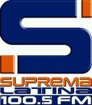 Suprema Latina 100.5 FM