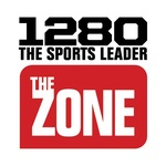 1280 The Zone – KZNS-FM