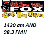 98.3/1420 AM The Fox – WNRS