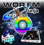 WOR FM Bogotá – Rock & Pop Tunja